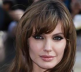 Angelina Jolie 'looked better with her Lara Croft figure'