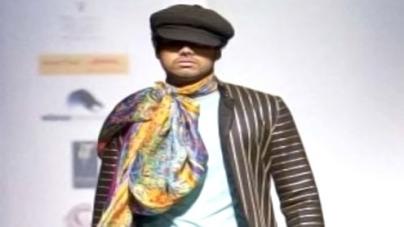 Pakistani models in Colombo Fashion Week 2011