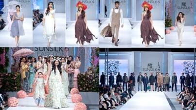 Pastels, fashion of yore rule PFDC show