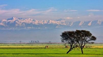 Headmarala, Sialkot Mountains