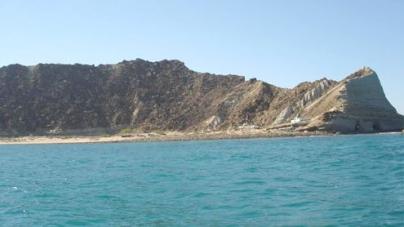 Astola Island- Island of the seven hills