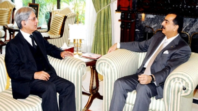 PPP turns to Aitzaz for PM's defence