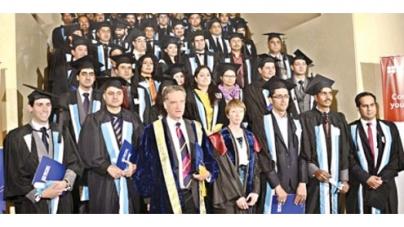British Council honours Pakistani graduates