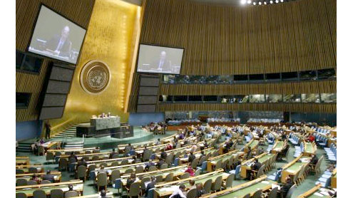 The farce of United Nations reforms