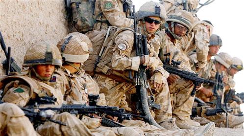 Britain begins preparations for Afghanistan withdrawal