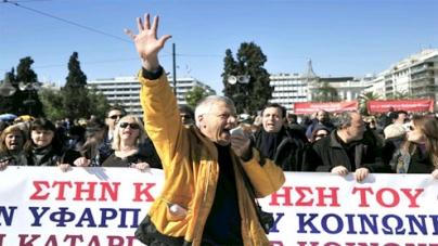 Officials reach bailout deal for Greece