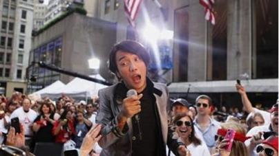 Filipino singer's 'journey' takes Tribeca stage