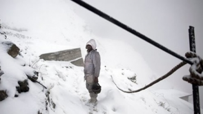 Over 100 soldiers buried in Siachen avalanche: ISPR