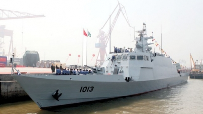 Pakistan Navy inducts first fast-attack craft
