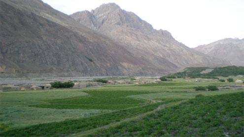 The Eternal Beauty of Shimshal Lake