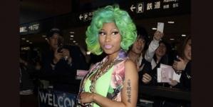 Nicki Minaj feeling accomplished