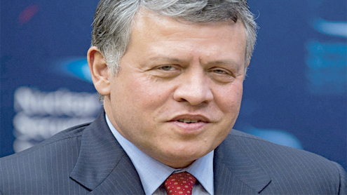 Jordan king approves controversial media law