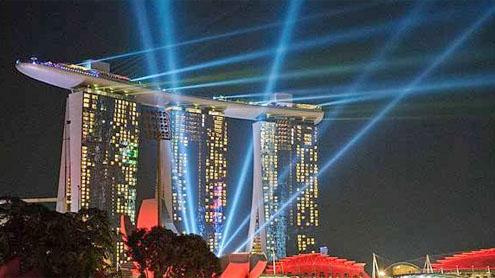 Singapore city break guide