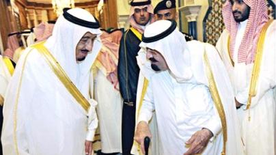 King Abdullah recuperating in hospital