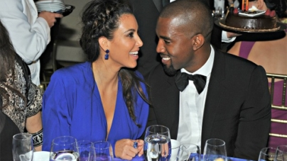 Kim Kardashian and Kanye West are happy to expect their first child