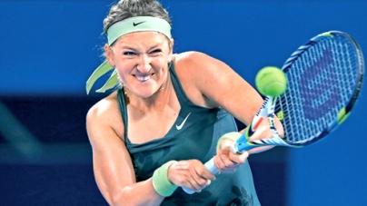 Impressive Vika storms into quarter-finals