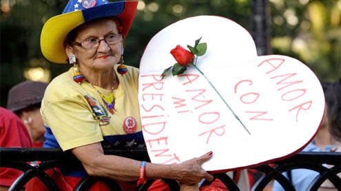 Chavez back in Venezuela, stirs succession talk