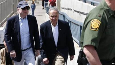 US Senators Scramble to Firm Up Immigration Bill by April