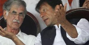 Imran Khan finalises Pervaiz Khattak as next K-P chief minister