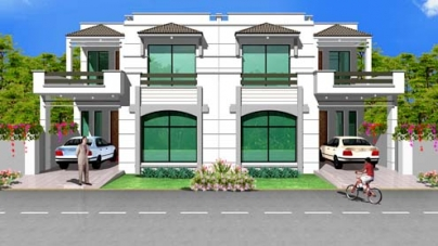 Demand and rate of 5 marla houses in Lahore shoots