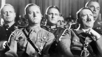 1930s studio bosses dropped films at the requests of Nazis