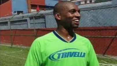 Former BrazilianFootballer's head left on his Doorstep
