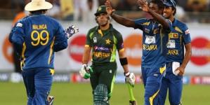 Pakistan vs Sri Lanka Match Schedule
