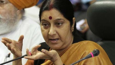 Indian Sushma Swaraj Says Want Good relations With Pakistan