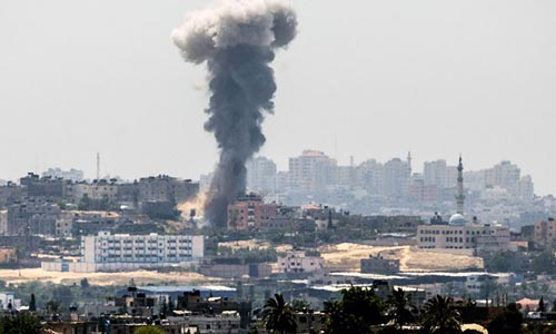 Five killed in Israeli Attack on Gaza House: Medics