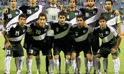 Pakistan, India to Play Football Series After Nine Years