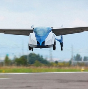 Flying Car Cruise Around the Skies of Slovakia