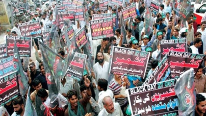 Kashmiris Observe Black Day to Condemn Indian Occupation