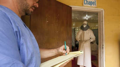New York City Doctor Infected with Ebola