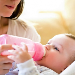 Baby Hospitalized after Drinking Vodka Tainted Milk