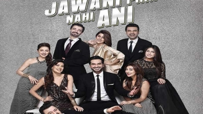 Jawani Phir Nahi Ani Hits the Pakistani Box Office