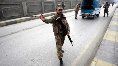 TTP Claims Attack On Air Force Camp in Peshawar