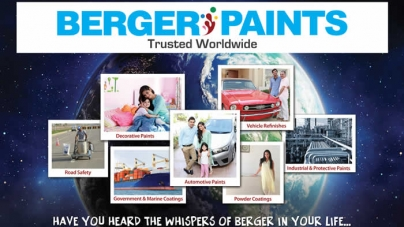 Berger Paints – Multi Product Company that is Intensely Passionate about High Level of Customized Services