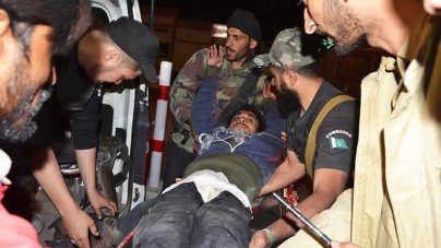 59 killed In Twin Suicide Attacks As Terrorists Storm Police Training College in Quetta