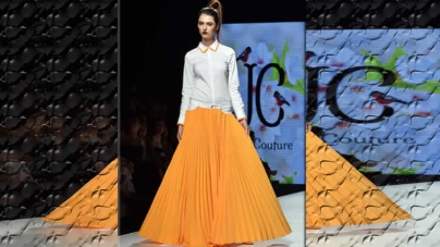 Saudi Designers Steal The Show During Fashion Showcase