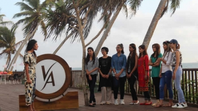 Miss Veet Pakistan Contestants Organizes A Miss Veet GT!