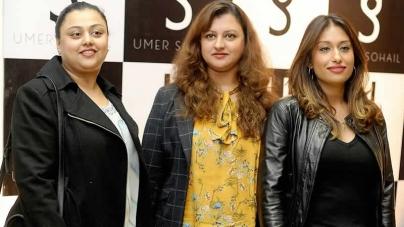 Umer Sohail Flagship Store Launch