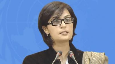 Pakistan's Sania Nishtar Among Finalists Named To Lead WHO