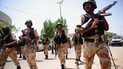 Dozens Of Terrorists killed In Crackdown