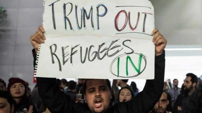 Iraq: Trump's Muslim Ban 'a Matter Of Life And Death'