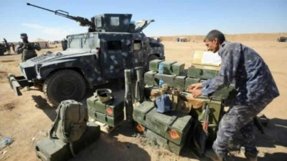 Iraq Forces Push Into Old Mosul As Thousands Trapped