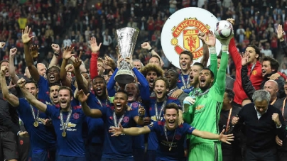 Football: Pogba Sends Grieving Man Utd To Emotional Europa Triumph