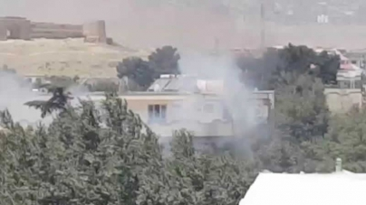 IS Claims Attack On Iraq Embassy In Kabul