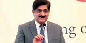 Murad Ali Shah Re-elected Sindh Chief Minister
