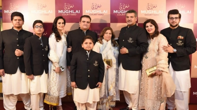Launch of Mughlai Courtyard in Islamabad
