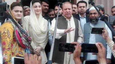Nawaz Sharif sentenced to 10 years in jail, Maryam 7 years